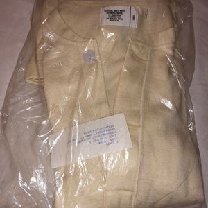 Other - NWT's Vintage Military Issued Mans Undershirt